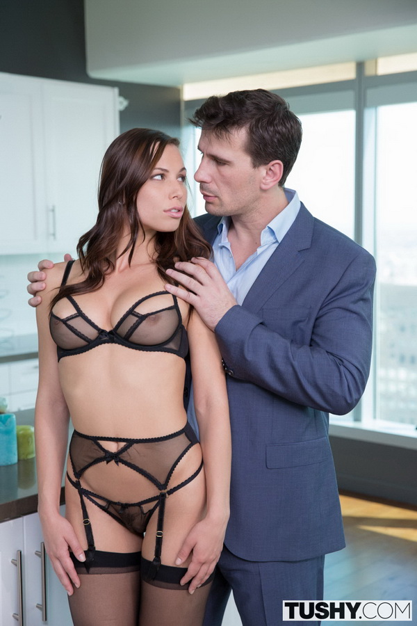 Aidra Fox - Young Assistant Fucked in the Ass (2021 Tushy.com) [HD   720p  2.47 Gb]