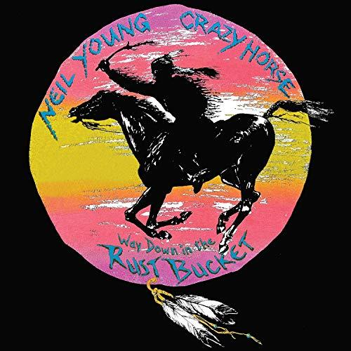 Neil Young With Crazy Horse — Way Down In The Rust Bucket (2021) FLAC