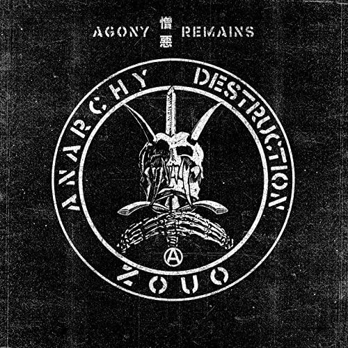 Zouo — Agony Remains (2021)