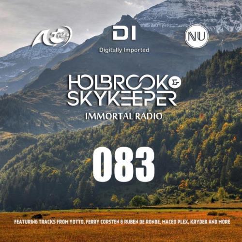 Holbrook & SkyKeeper — Immortal Radio 083 (2021-03-22)
