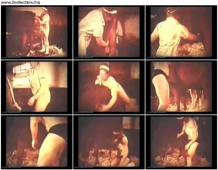 604dff1298120284 - Bodil Joensen - Horse Lovers - Retro Sex