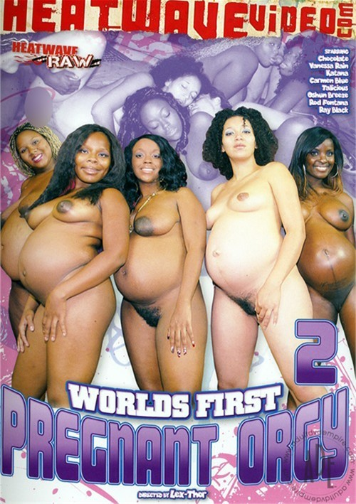 Chocolate - Worlds First Pregnant Orgy 2 (2020 Heatwave Video) [SD   480p  562.3 Mb]
