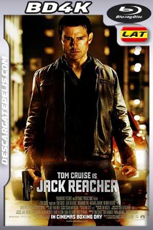 Jack Reacher 2012 BD4K Latino