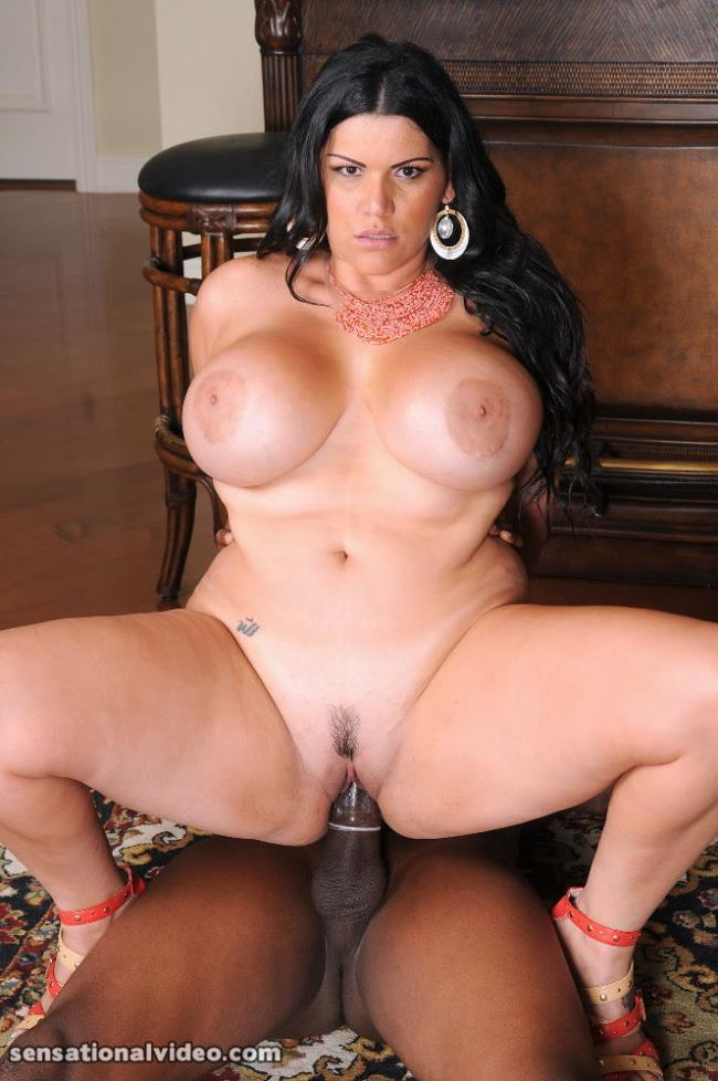 Angelina Castro - Smashing That Plumper - BBWsGONEBLACK.com/plumperpass.com