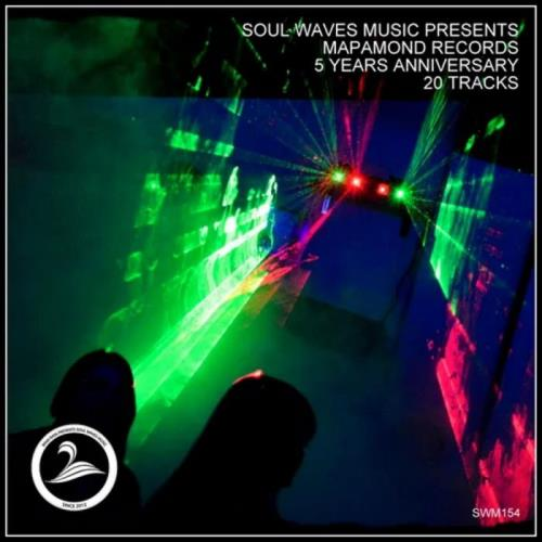 Soul Waves Music pres. MAPAMOND Records (2021)
