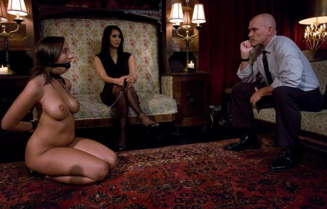 Isis Love - Spouse Training (2021 SexAndSubmission.com Kink.com) [HD   720p  1.32 Gb]