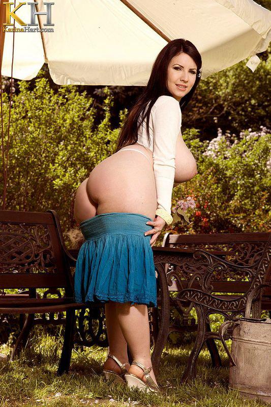 KarinaHart.com: Springtime for Karina Starring: Karina Hart