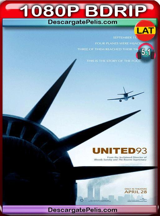 United 93 2006 1080p BDrip Latino – Inglés
