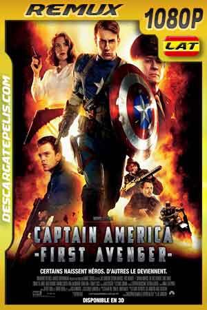 Captain America. The first avenger 2011 BDRemux Latino – Inglés