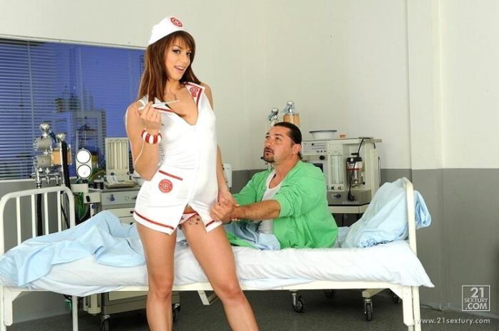 PixAndVideo.com 21Sextury.com: Naughty Nurse Eliska is more than helpful..! Starring: Eliska Cross
