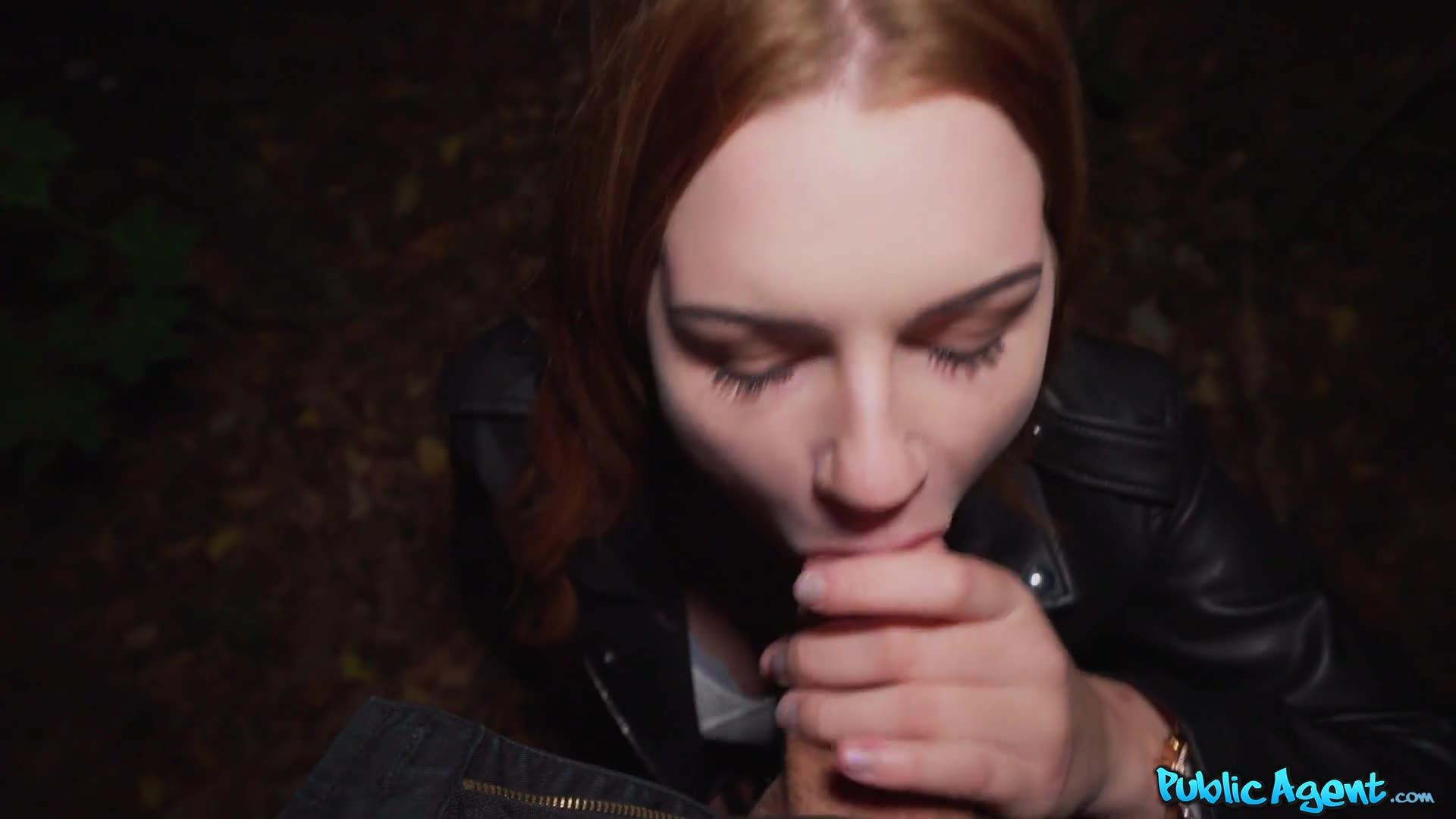 PublicAgent 21 03 01 Night Doggystyle Fuck In The Woods XXX 1080p MP4-WRB