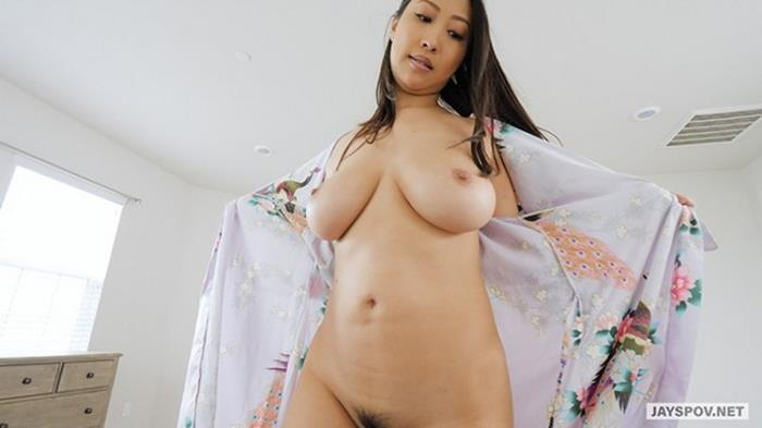 JaysPOV: Busty Asian Step Mom Sharon Lee Loves Family Creampies Starring: Sharon Lee