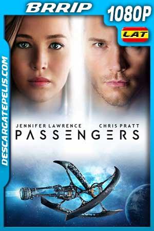 Passengers 2016 1080p BRrip Latino – Inglés