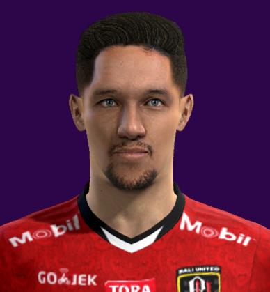 Irfan Bachdim (Bali United F.C)