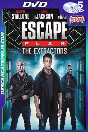 Escape plan. The Extractors 2019 DVD5 Subtitulado