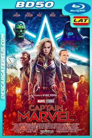 Captain Marvel 2019 BD50 Latino