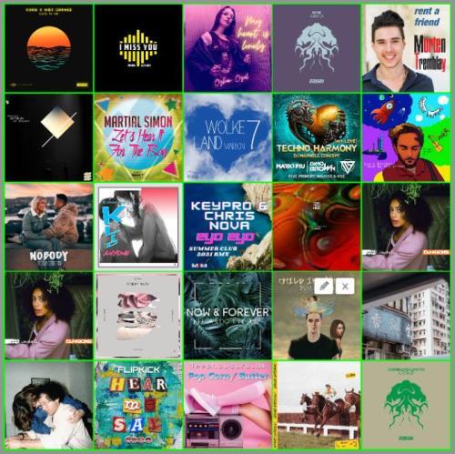 Beatport Music Releases Pack 2607 (2021)