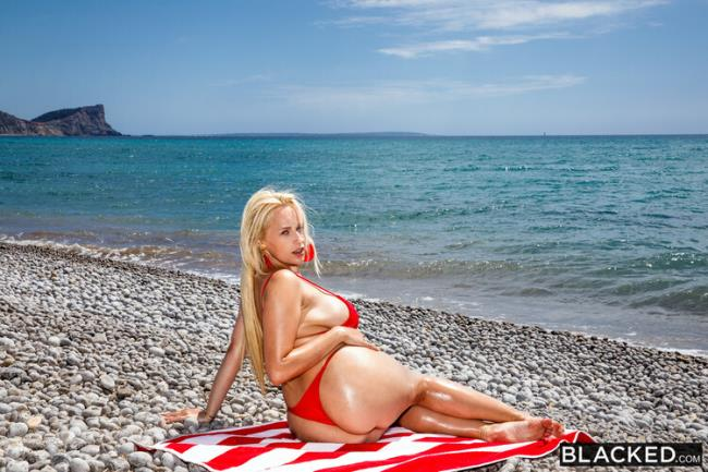 Blacked.com: Hot Wife Vacation 2 Starring: Angel Wicky