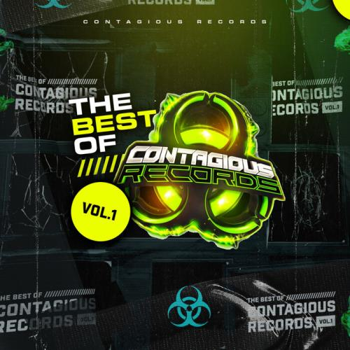 The Best Of Contagious Records Vol 1 (2021)