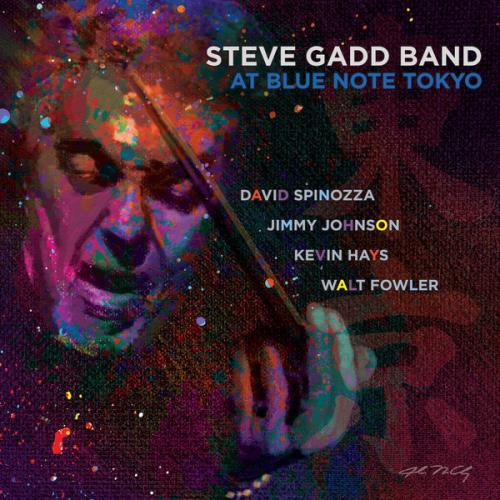 Steve Gadd Band — At Blue Note Tokyo (Live) (2021)