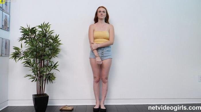 NetVideoGirls: Beautiful Innocent Redhead Shows off her Horny Side Starring: Unknown