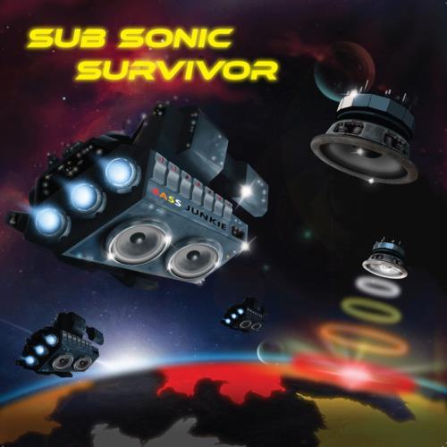 Bass Junkie — Sub Sonic Survivor (2021)