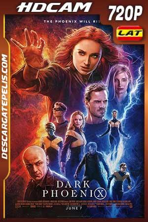 X-Men: Fénix oscura 2019 720p HDCAM Latino – Inglés