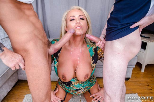 Rebecca Jane Smyth - MILF Hungry For DP (2020 PrivateMILFs.com Private.com) [HD   720p  862.05 Mb]