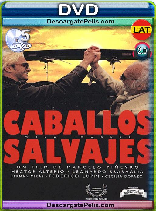 Caballos salvajes 1995 DVD5 Latino