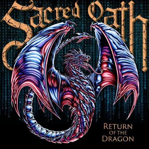 Sacred Oath — Return Of The Dragon (2021)