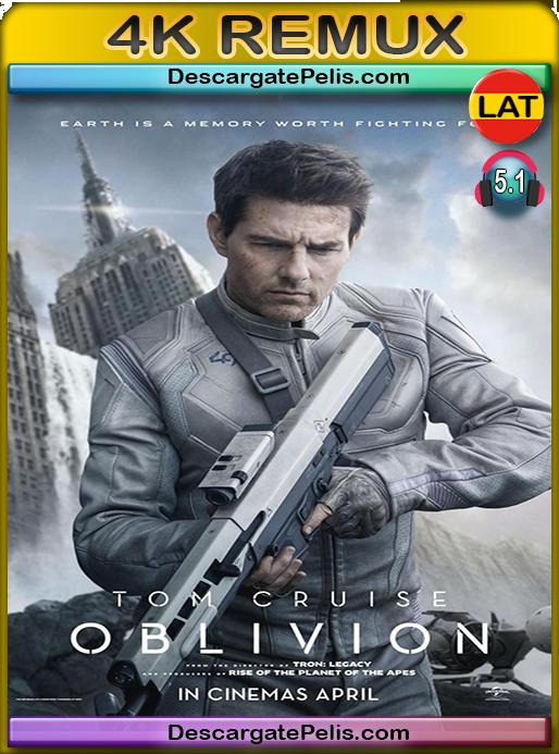 Oblivion 2013 BD4K Remux Latino – Inglés