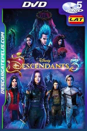 Los Descendientes 3 2019 DVD5 Latino