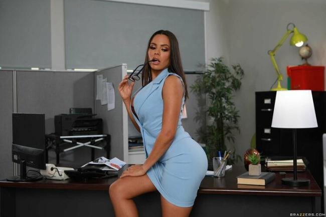 Luna Star - My Overly Anal Secretary (2021 BigTitsAtWork Brazzers) [HD   720p  762.13 Mb]