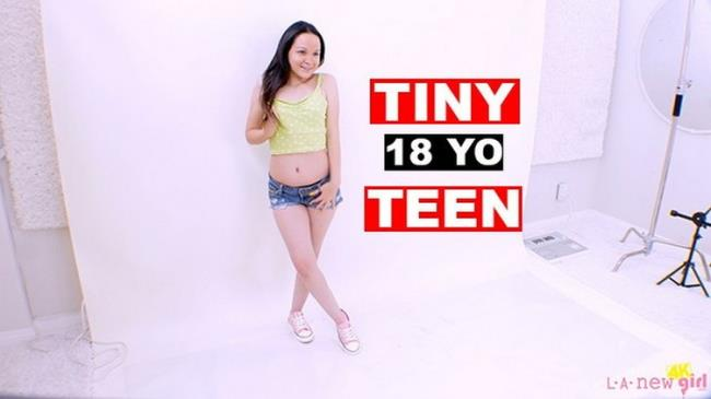 Unknown - 18 YO CUTIE HARD FUCKED IN HER TIGHT PUSSY AT AUDITION (2021 LANewGirl) [FullHD   1080p  1.72 Gb]
