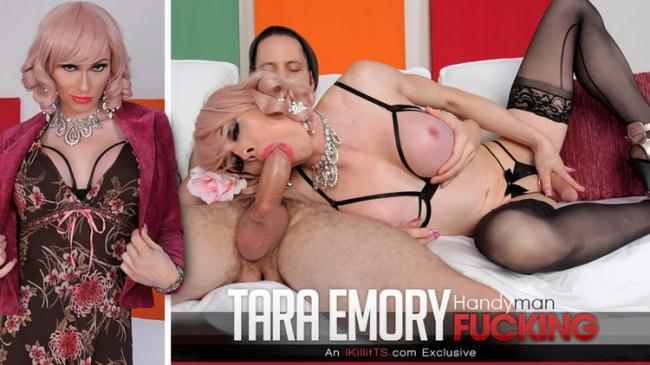 Tara Emory - Handyman Fucking (2021 IKillitts.com Trans500.com) [FullHD   1080p  1.01 Gb]