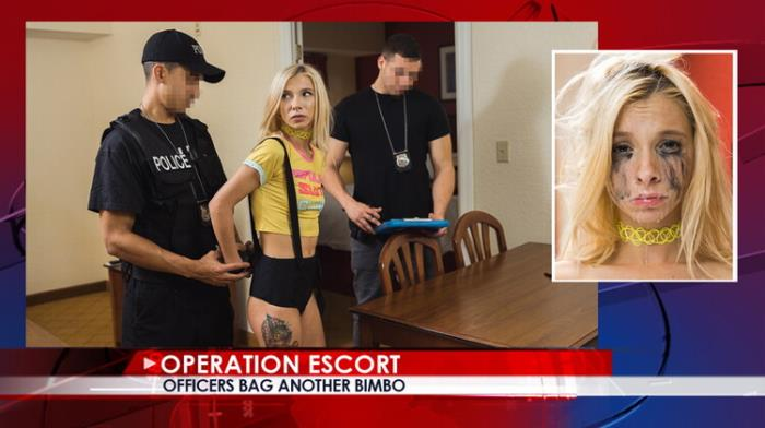 Kenzie Reeves - Officers Bag Another Bimbo (2021 OperationEscort.com) [FullHD   1080p  2.35 Gb]
