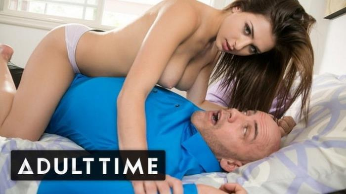 AdultTime: Step-Daughter Leah Gotti really wants Stepdads Cock Starring: Leah Gotti