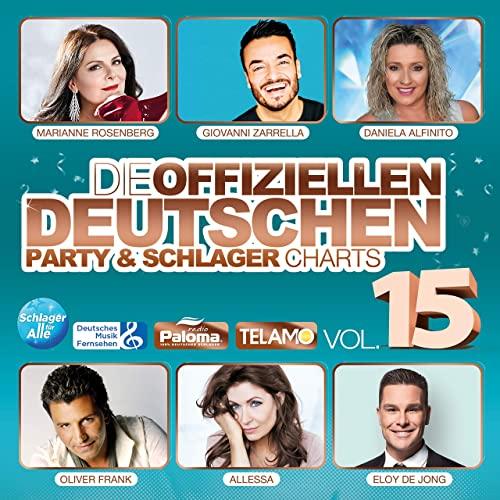 Die Offiziellen Deutschen Party and Schlager Charts Vol. 15 (2021)