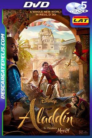 Aladdin 2019 DVD5 Latino