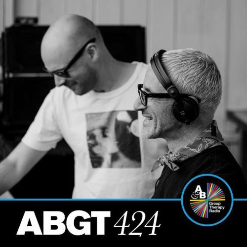 Above & Beyond & Franky Wah — Group Therapy ABGT 424 (2021-03-12)