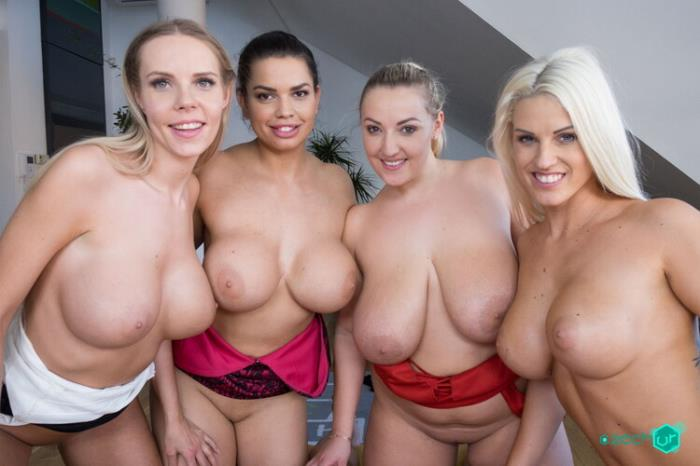 Blanche Bradburry - Heaven is Big Tits (Czech VR 277) (2021 CzechVR.com) [2K UHD   1440p  4.12 Gb]