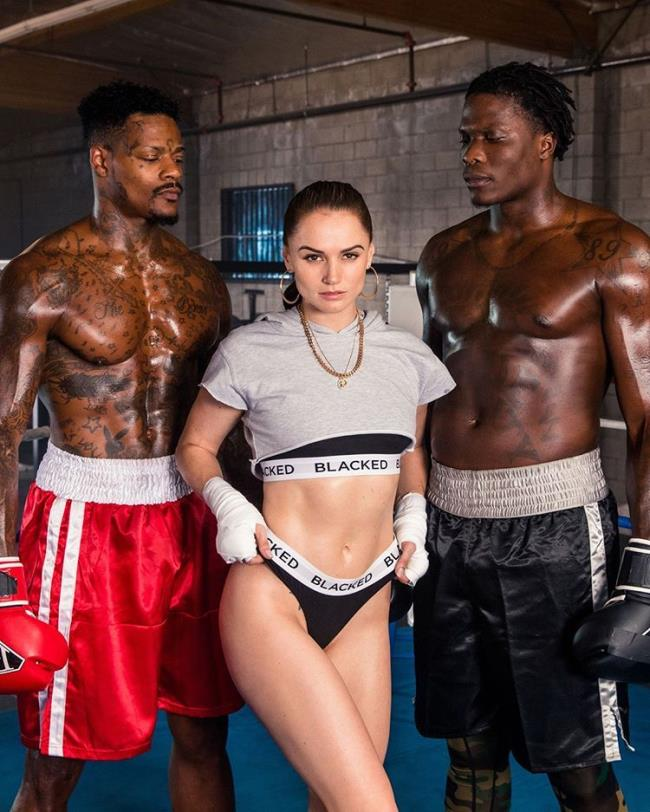 Tori Black - The Big Fight (2021 Blacked.com) [HD   720p  2.22 Gb]