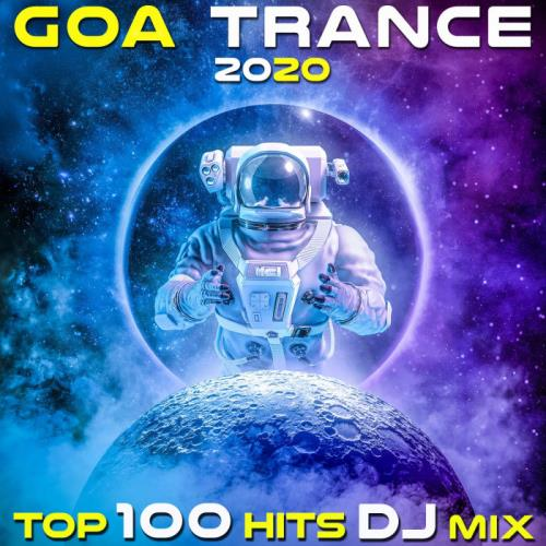 Goa Trance 2020 Top 100 Hits DJ Mix (2021)