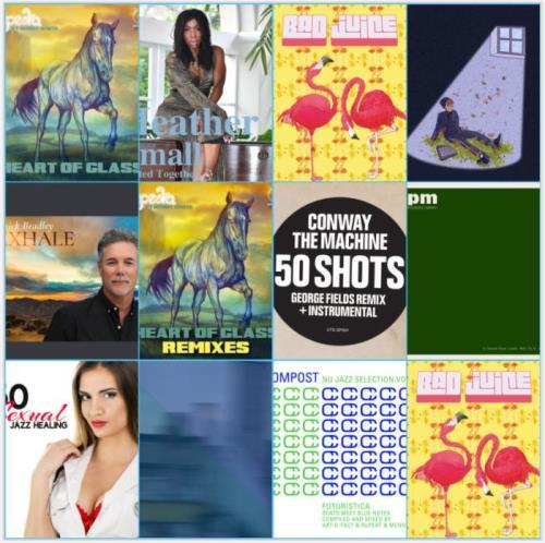 Beatport Music Releases Pack 2595 (2021)
