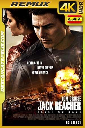 Jack Reacher 2016 BD4K Remux Latino – Inglés