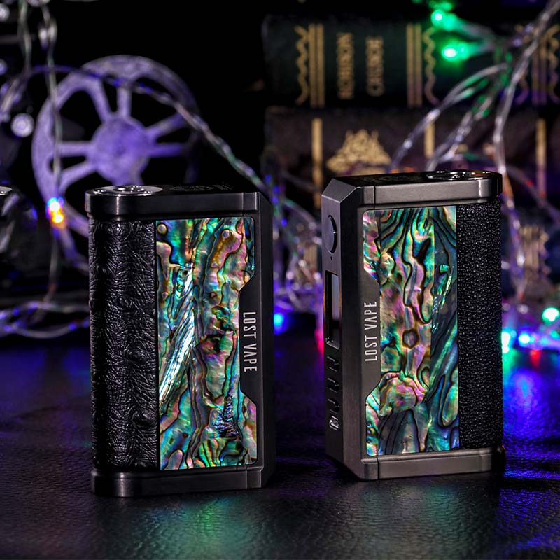 New Product – Lost Vape Centaurus DNA250C Mod