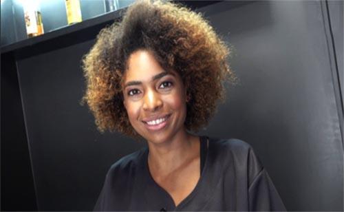[CzechStreets] E121-Luna-Black Sexy Hairdresser