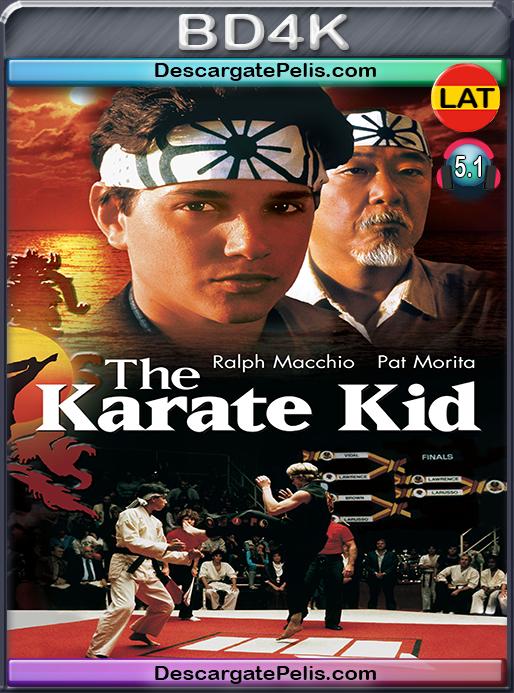 The Karate Kid 1984 BD4k Latino