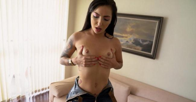 ANTONIOSULEIMAN.COM: Sexy Melissa left crying and with but pain Starring: Sexy Melissa