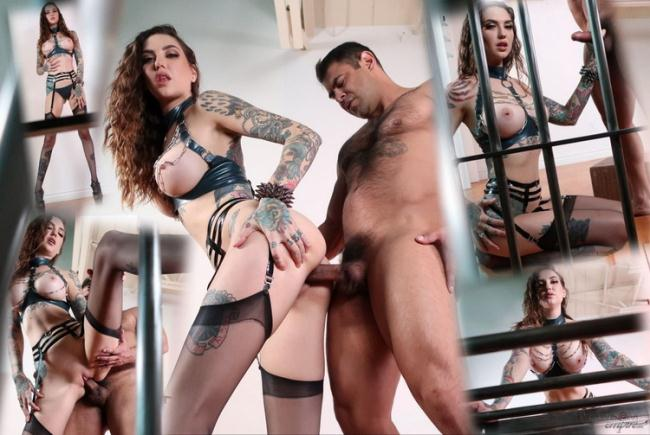 Rocky Emerson - Amazon''s Caged Cuckold (2021 FemdomEmpire.com) [FullHD   1080p  803.8 Mb]